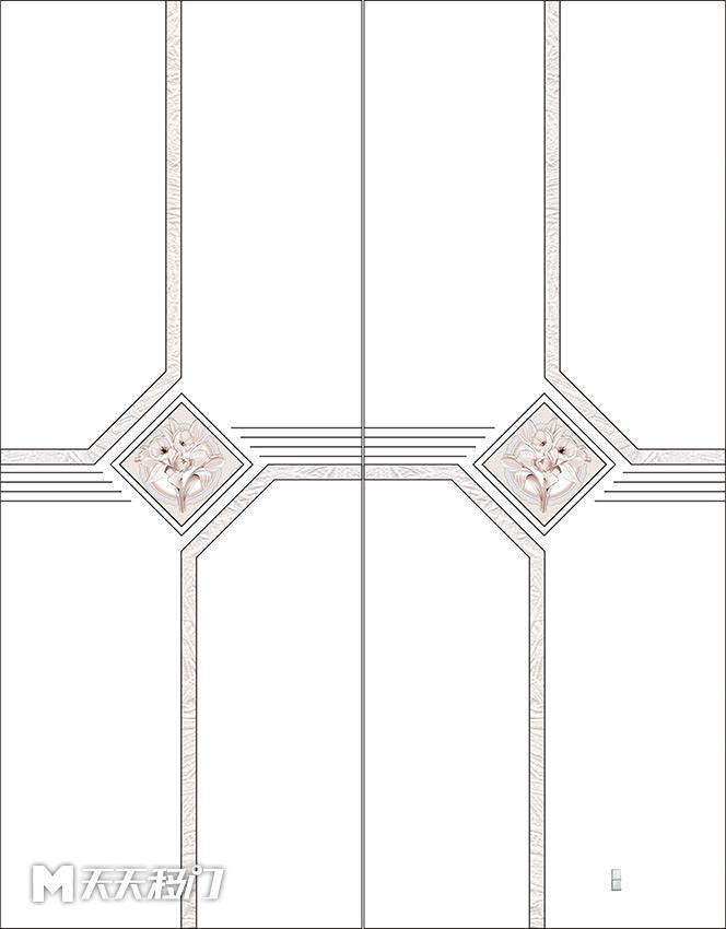 菱形花朵纹理移图 sep-0518