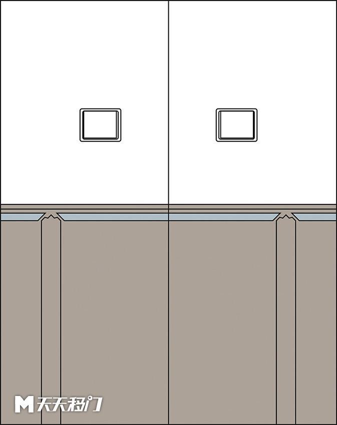 几何开方形色块移图 sep-0579