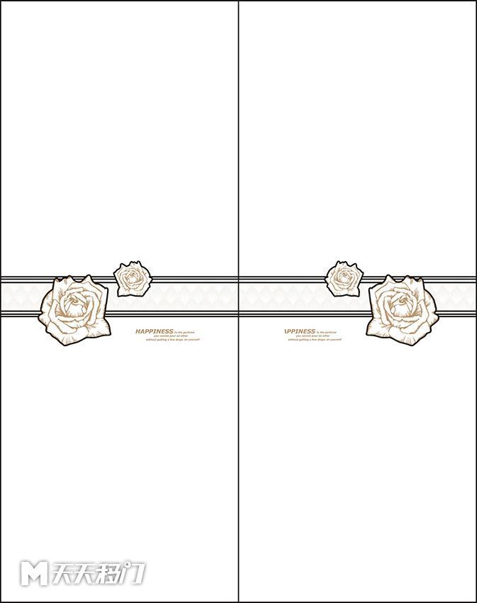 花朵字母纹理移图 sep-1031