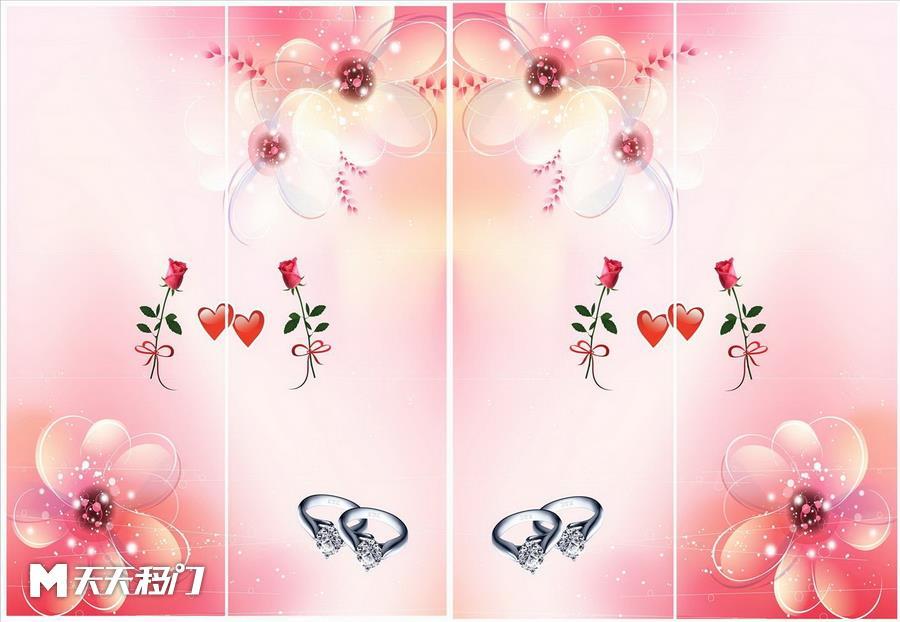 花朵玫瑰戒指移图 s349-玫瑰戒指-1